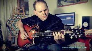 Mariposa Tecknicolor (Fito Páez) - Guitarra - Mauro Ramos