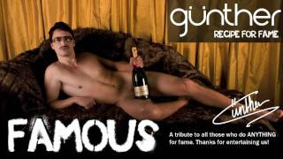 "GUNTHER - ""Famous"" (New single 2010)"