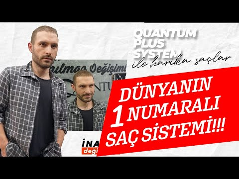 protez saç quantum sistem