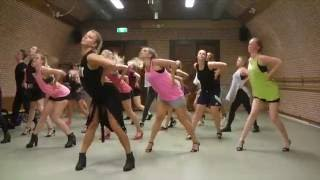 PUUR by Dinne Groothuis:  The Pussycat Dolls ft. Busta Rhymes - Don't Cha | Street Jazz Choreography