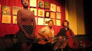 """Las Campos Magneticos + Russian Red - """"All My Little Words"""" (The Magnetic Fields cover)"""