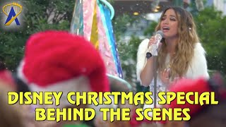 Disney Parks Magical Christmas Day Parade 2019 - Behind the Scenes