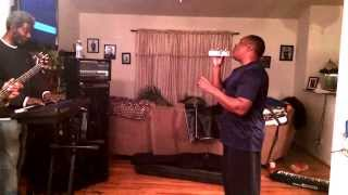 Your body's calling R Kelly cover by D'Natural AKA Dwayne Staten