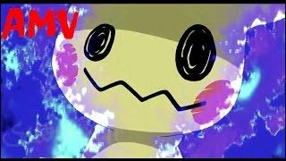 Pokemon Sun and Moon AMV – Mimikyu vs Pikachu (Black and Blue)