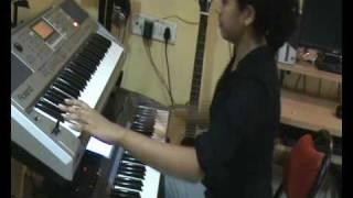 Instrumental- Nishigandha.C.Shinde..[Lag Ja Gale Se]