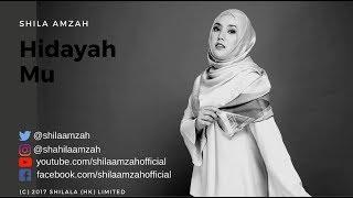 Hidayah Mu - Shila Amzah LIRIK VIDEO