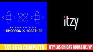 TXT ESTA COMPLETO || ITZY LAS CHICAS RUDAS DE JYP - [OtitoMola]