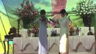 Độc tấu Violin Lòng Mẹ - Lễ Vu Lan 2012 [chuavanthu.us]
