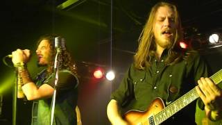 """Here It Comes"" by Shamans Harvest LIVE at The Machine Shop"