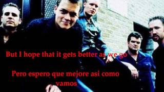 3 DOORS DOWN   HERE WITHOUT YOU   SUBTITULADA INGLES ESPAÑOL