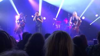 Apocalyptica - Not Strong Enough - live - 09.10.2015 @ Alter Schlachthof/Dresden