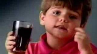 Travis Tedford - Welch's Grape Juice Commercial