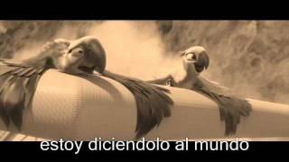 rio soundtrack  telling  the world subtitulada al español .wmv