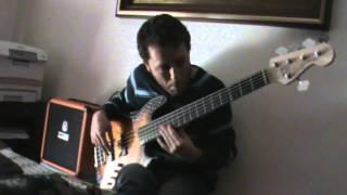 Pedro Madeira - LX [GP bass cover II]