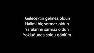 Fahriye Evcen Ft.Burak Özcivit Hasretinle Yandi Gönlüm Lyrics