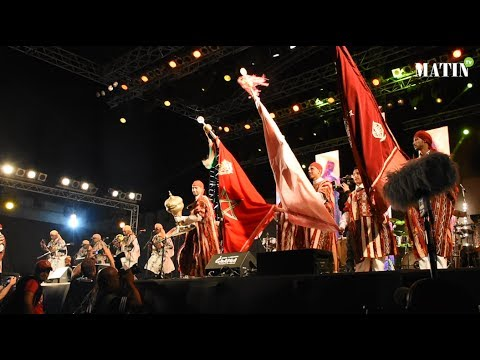 Ouverture en beauté du 20e Festival Gnaoua et Musiques du monde
