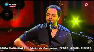 "António Zambujo ""Som de Cristal"" - Nuno Markl - 5 Para a Meia Noite"