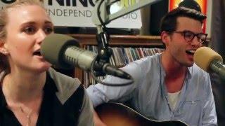 Drew Martin (ft  Notelle) - Don't Walk Away - Live at Lightning 100