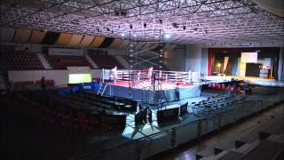 Arena de Camarate eventos Kickboxing K1 Muay Thai