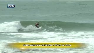 Hang Loose Pro Contest movimenta a praia da Joaquina no fim de semana