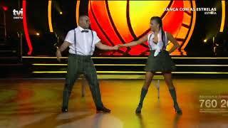 Dança com as Estrelas : Badoxa, ao ritmo do Cha Cha Cha
