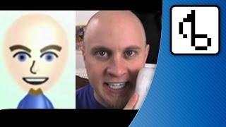 Nintendo Mii Channel WITH LYRICS - brentalfloss