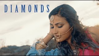 Vidya Vox - Diamonds (ft. Arjun) (Official Video) width=