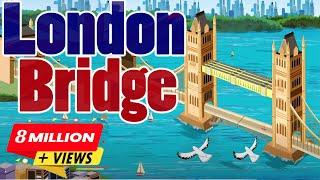 london bridge is falling down I london bridge is falling down nursery rhyme with lyrics