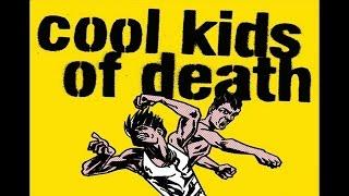 Cool Kids Of Death - Butelki z benzyną i kamienie Cover
