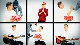 "Paweł Grzybek ""Santa Claus Is Coming to Town"" Christmas cover"