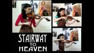 Led Zeppelin - Stairway to Heaven - violin trio cover