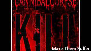 Cannibal Corpse Make Them Suffer [8BIT]