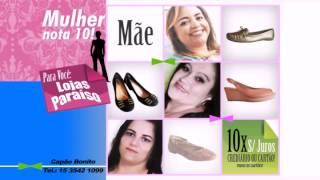 Lojas Paraiso - mulher nota 10