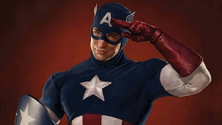 Captain America - Skillet - Hero