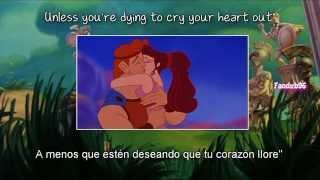 I won't say I'm in love [Sub & Traducida] {Hercules}