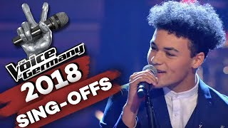 The Weeknd - Earned It (James Smith Jr.) | The Voice of Germany | Sing-Offs