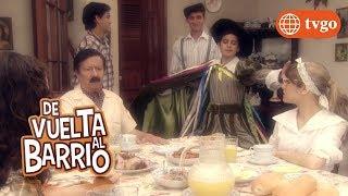¡Cristina sueña con un pretendiente de su pasado! - De Vuelta al Barrio 02/05/2018