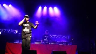 Kajman - Dzieci ( Hip Hop Fest Nysa 2014 )