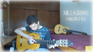 Mil Lágrimas - Nicky Jam - Cover Guitarra