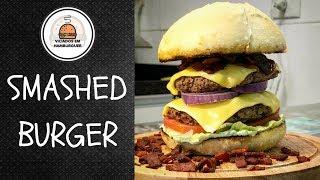 SMASHED BURGER - Viciados em Hambúrguer
