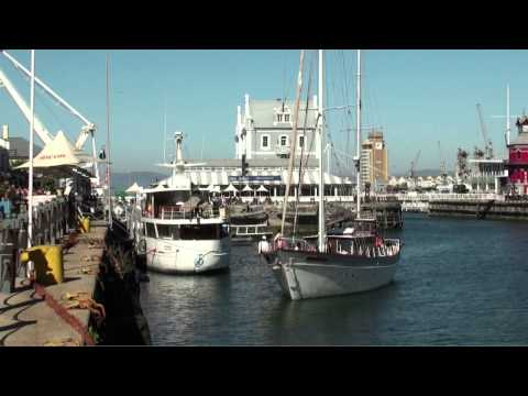 Cape Town/Kaapstad/iKapa Waterfront (South Africa)