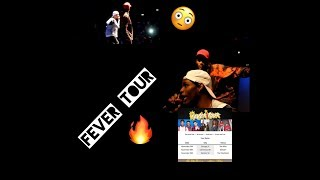 FEVER TOUR!!! Armon and Trey and more!!