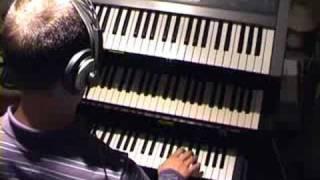 """Me playing Alphaville """"Sounds Like a Melody"""""""