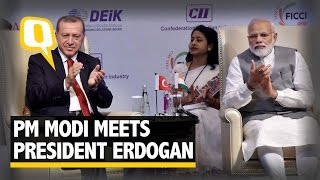The Quint: Nothing Can Validate Terrorism, Say PM Modi And President Erdogan