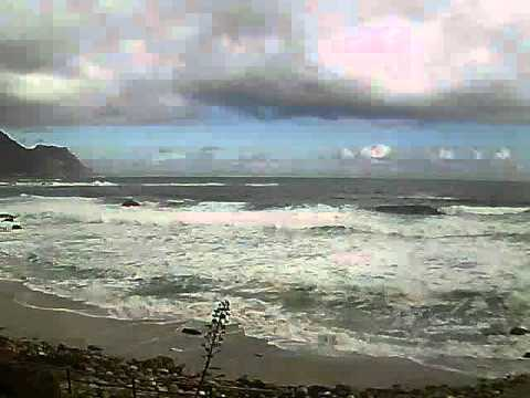 Timelapse Video – Glen Beach – 29/06/2011
