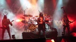 Behemoth - O Father O Satan O Sun! : Part 2 at House Of Blues Houston
