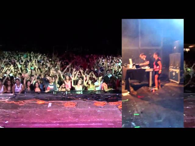 Aftermovie del Arenal Sound 2013 por We Are Not Dj's