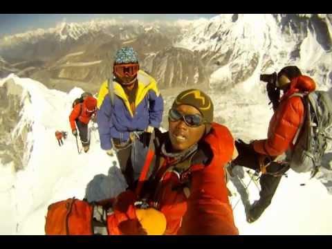 Mera Peak and Island Peak Nepal Expediton 2012