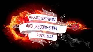 ANG & REGGIO - Shift arabe