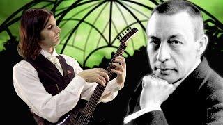 Prelude In C Sharp Minor - Rachmaninoff - Dan Mumm - Classical Metal Electric Guitar